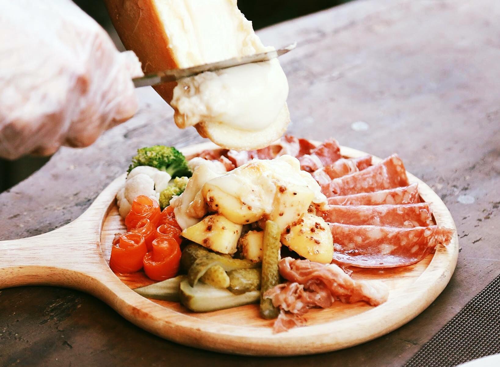 Raclette Cheese - Salmonoid's Signature